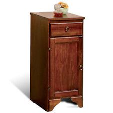 ARTE POVERA Base singola con 1 cassetto 1 anta in legno complementi arte povera