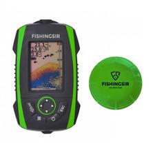 Ecoscandaglio elettronico da pesca portatile ecoscandaglio Sonar Senza fili tele