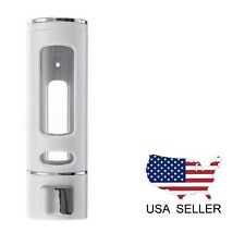 1pc 400ML Wall Mount Sanitizer Soap Shampoo Dispenser * New WITH Hardware *TUE