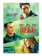 911 Season 1 (2018): 9-1-1 Police Procedural TV Drama Series - NEW Rg1 DVD