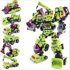 "Weijiang Oversized Devastator Robots Action Figure Toy Doll 15"" Toy New no Box"
