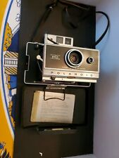 Polaroid 250 Vintage Automatic Land camera w/Large Zeiss View Finder Clean Works