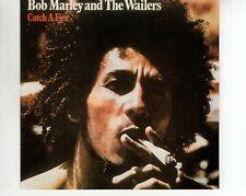 CDBOB MARLEY AND THE WAILERScatch a fireEX-  (B3490)