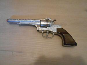 Spielzeugpistole, Revolver Cowboy Sheriff Western Pistole 12-er Munition