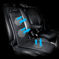 Tornado Car Cooling Wind Seat Covers Chair Cooler Cushion 12v Black Color-1pack