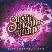 Supersonic Blues Machine - Road Chronicles: Live! (NEW CD)
