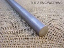 Bright Mild Steel Round Bar 20mm dia - 500mm long - EN 1A - Rod