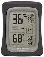 Digital Thermometer Hygrometer Incubator Hatching Eggs MAX MIN Memory LCD Hydro