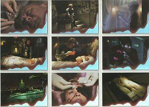 Dexter season 4: Dexter Justice MO D4-JM1 ~ D4-JM9