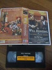 Will Hunting de Gus Van Sant, VHS TF1, Drame