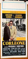 Giuliano Gemma Pasquale Squitieri CORLEONE locandina originale 1978