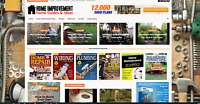 Home improvement guides/ Affiliate product website,automated -Premium designed-