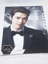 Kim Woo Bin WooBin Photo Posters 12 Pcs(with Sticker) Collection Bromide Poster
