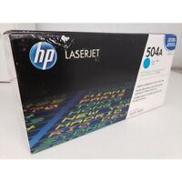 HP LaserJet Toner Cartridge Model #504A CE251A