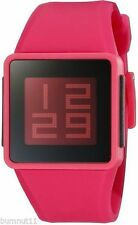 Nixon Silicone/Rubber Band Digital Wristwatches