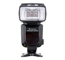 Mcoplus MCO-910 i-TTL Flash Speedlite 1/8000s GN60 5600K for Nikon Camera SB910