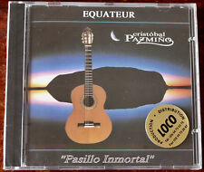 CRISTOBAL PAZMINO PASILLO INMORTAL GUITAR SOLO CD TIM (2002) SEALED LATIN