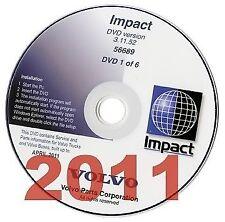 Volvo IMPACT 2011 Bus Trucks repair manuals & EPC
