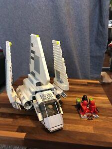 Lego 7166 Imperial Shuttle