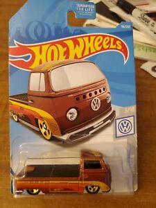 2019 Hot Wheelss Volkswagen T2 Pickup Volkswagen