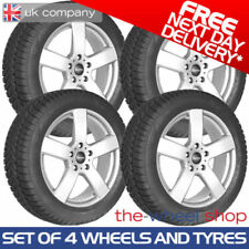 1 Series Winter Wheels with Tyres 5 Number of Studs
