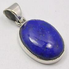 Unbranded Lapis Lazuli Silver Plated Fashion Jewellery