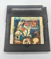 Earthworm Jim: Menace 2 the Galaxy, Game Only, Nintendo Gameboy