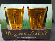 New listing Measuring Cup 1.5 In - 40 milliliters Using too much water? Conserveh2o