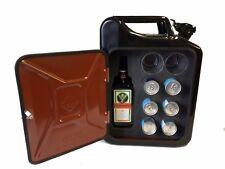 More details for jagermeister redbull jerry can mini bar multibottle universal 7 colours
