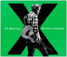 Ed Sheeran - X Wembley Edition - New CD/DVD - Jumpers for Goalposts