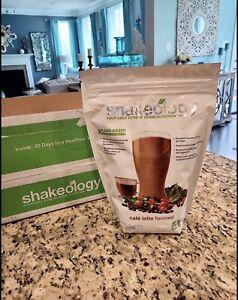 NEW SEALED BAG (30 Servings) Vegan Chocolate Shakeology