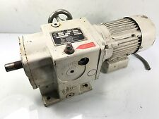 STRÖTER Regelung Getriebe motor AM0 25/ I  0.25 KW -------365