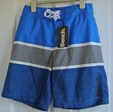 "New Bench mens/teens  Board shorts   S  (28"" waist)"