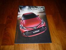 Toyota Vios Prospekt Thailand