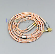 16 Cores  Silver Plated Cable For Audio Technica ATH-ADX5000 ATH-MSR7b 770H 990H