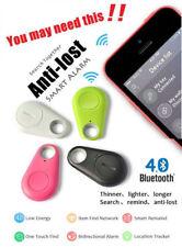 NEW Smart Tag Bluetooth Tracker Child Bag Wallet Key Finder GPS Locator Alarm UK