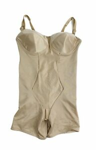Miraclesuit Extra Firm Control Bodybriefer Size 42 C Nude Style 2665