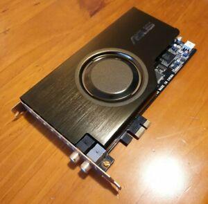 Asus Xonar D2X - 7.1ch PCI-E 1x Sound Card - DTS/Dolby (Card Only)