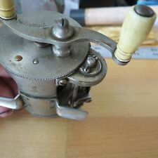 Vintage Meisselbach Symplopart fishing reel (Lot#11209)