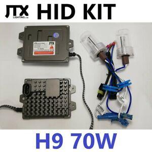 H9 HID Kit 70W Hi Beam Head Light Headlight Globes Bulbs Mitsubishi NS NT Pajero
