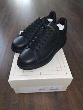 Alexander McQueen Black Oversized Sneakers Size 46EU/12US
