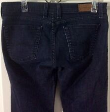 Lucky Brand Womens Blue Denim Jeans Sundown Wide Leg 10 10/30