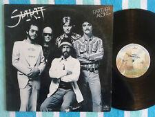 SPIRIT Farther Along LP Mercury 1976 w/ Lyrics Insert