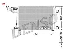 DENSO DCN32002 Condenseur, climatisation AUDI VW SKODA