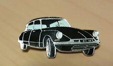 Citroen Pin DS 19 schwarz glasiert 38x20mm
