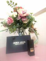 ARMAN Privé Gardenia Antigua Eau De Toilette EDT 2ml perfume sample🌺BNIB NEW