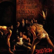 Skid Row - Slave To The Grind NEW CD