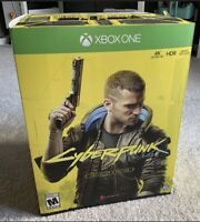 Cyberpunk 2077 Collector's Edition (Xbox One, 2020)