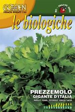 Franchi Organic Vegetable  BIOB108/2 - Parsley Giant of Italianlia - 6000 Seeds