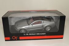 A8 1:18 BEANSTALK FORD MUSTANG SHELBY GT 500 MET. GREY MIB